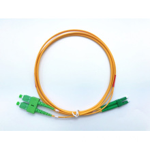 SC TO LC APC SM duplex patch cord